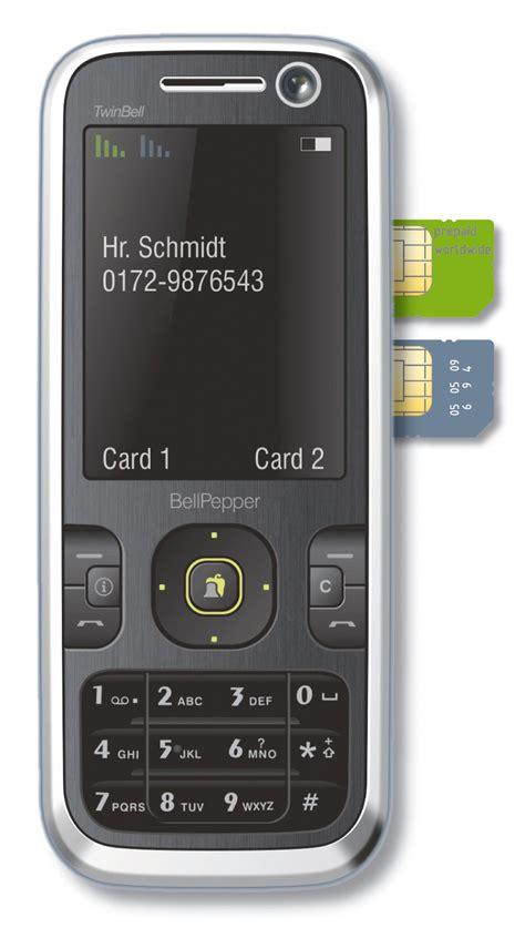 a mobile phone dual sim
