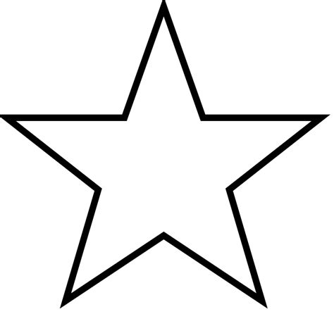 File:Five-pointed star.svg - Wikimedia Commons