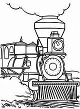 Train Coloring Steam Drawing Trains Line Cartoon Simple Begin Walk Engine Colouring Drawings Railroad Express Cliparts Netart Getdrawings Mahal Taj sketch template