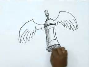 How to Draw Spray Can Paint