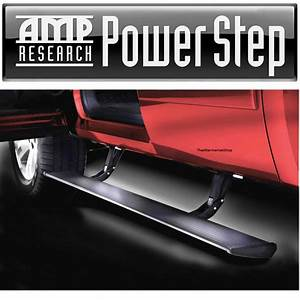 Amp Research Powerstep Power Running Boards 2007