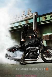 Marisa Miller Sexy Harley Davidson Ads  U2013 Spring 2010 Hq