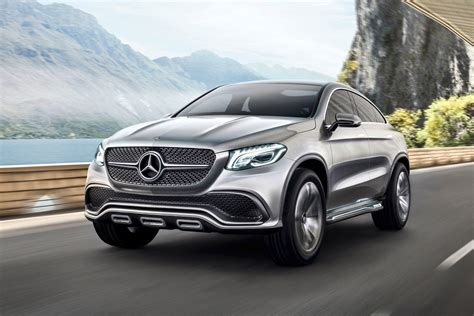 Mercedes Picture by Mercedes Concept Coupe Suv Pictures Auto Express
