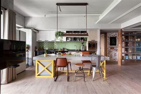 bar pour cuisine ikea een eclectische mix industrieel vintage en modern