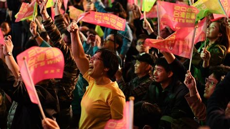Independence is not an option, China tells Taiwan   World ...