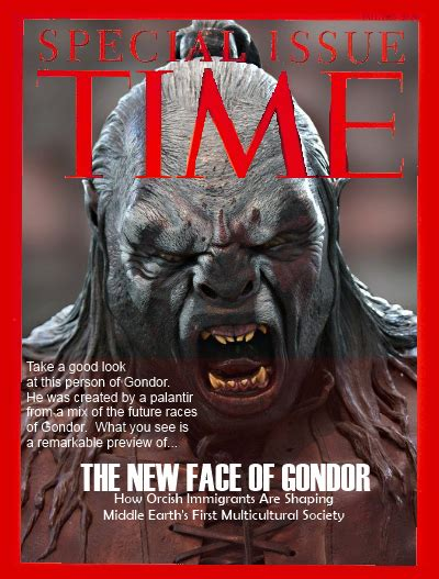Orc Meme - immigrant orc memes are quickly picking up steam will have short shelf life once mainstream