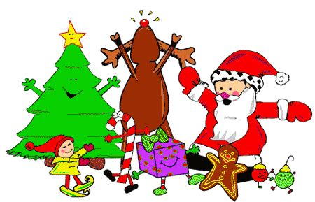rockin   christmas tree clipart clipground