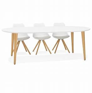Table Ronde Scandinave Extensible : table d ner ronde extensible iglou style scandinave ~ Melissatoandfro.com Idées de Décoration