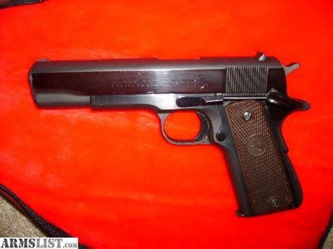Armslist For Sale Colt 1911 Government Model Commercial