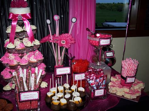 sweet sixteen dessert table 48 best images about sweet 16 ideas on pinterest candy