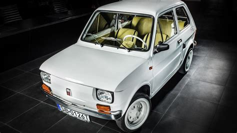 Who Made Fiat by Made Fiat 126p Turned Into Car For Actor Tom
