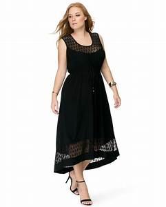 robe longue pour femme forte photos de robes With robe pour femme forte