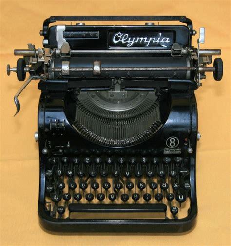 Alte Schreibmaschinen Wert by Schreibmaschine Mechanisch B 252 Rozubeh 246 R