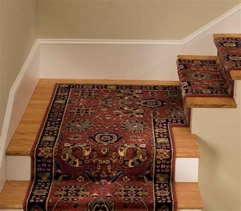 carpet runners for stairs lowes stair runner feel the home