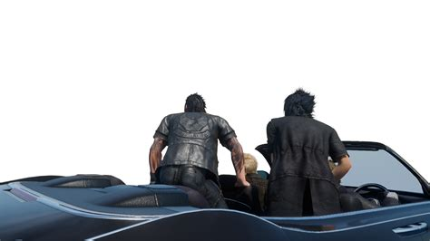 Final Fantasy 15 Memes - make your own ff15 car memes with official assets vg247