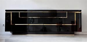Sideboard Schwarz Matt : sideboard schwarz matt mobili pinterest sideboard schwarz hochglanz ~ Orissabook.com Haus und Dekorationen