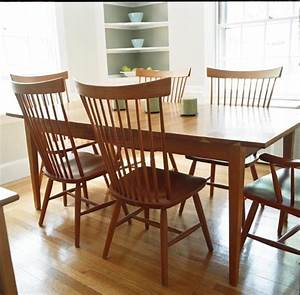 Shaker Style Table & Chairs Woodworking Inspiration