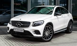 GLC Mercedes-Benz AMG Coupe
