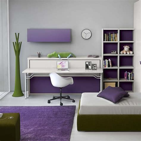 miu murphy bed desk combination clever it