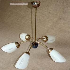 Lampe 5 Flammig : deckenlampe 50er jahre h ngelampe lampe leuchte 5 ~ Lateststills.com Haus und Dekorationen