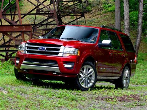 ford expedition red ford   blog