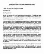 8 Medical School Recommendation Letter Free Sample Sample Recommendation Letter For Medicine School Medical 27 Sample Recommendation Letter Templates Free 6 How To Write Letter Of Recommendation For Medical