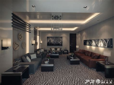 contemporary apartment design ideas  mahmoud keshta