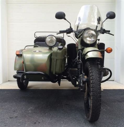 Ural Gear Up Image by 2008 Ural Gear Up For Sale On 2040 Motos