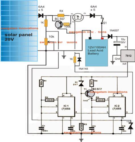 Simple Solar Mppt Circuit Using Pwm Maximum Power