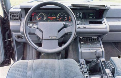 renault 25 v6 turbo photo de renault 25 auto titre