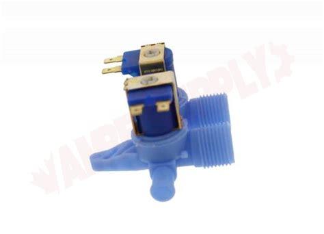 wgf ge washer water inlet valve amre supply