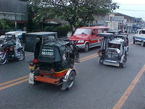 philippine motorcycle taxi philippines rice