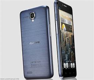 Alcatel One Touch Idol User Guide Manual