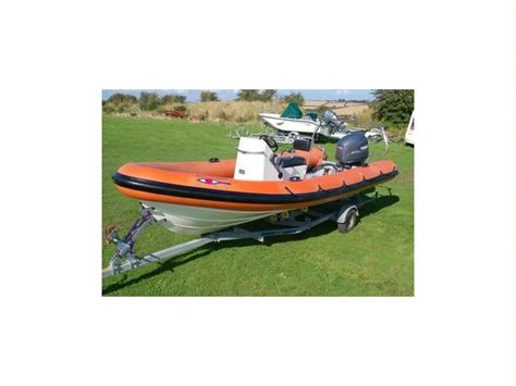 Inflatable Boats For Sale Yorkshire by Ribeye 580 In Yorkshire Inflatable Boats Used 48567