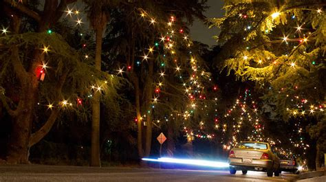 holiday lights los angeles christmas lights in los angeles where to find holiday lights