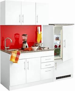 Küche 180 Cm : held m bel single k che toledo breite 180 cm otto ~ Watch28wear.com Haus und Dekorationen
