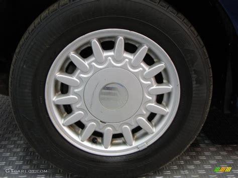 1996 Mercury Sable Gs Sedan Wheel Photo #40123179