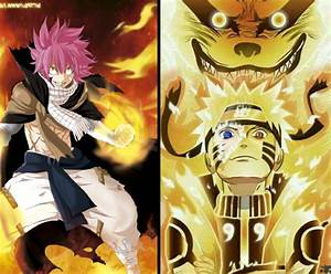 Natsu Vs Naruto FINAL SHOWDOWN Battles Comic Vine