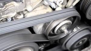 W203 M112 Engine Serpentine Belt Chirping Noise