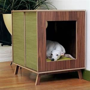 Midcentury modern dog furniture medium by modernist cat for Modern dog supplies
