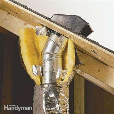 vent exhaust fan to attic venting exhaust fans through the roof kitchen exhaust
