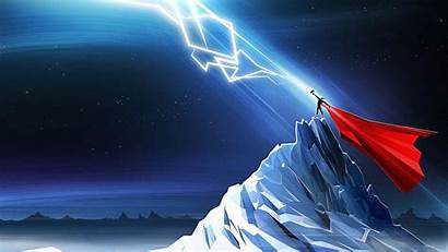Thor Wallpapers Hammer