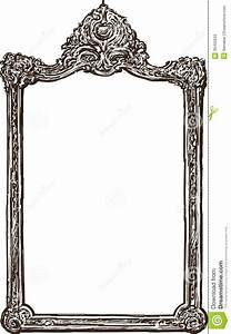 Antique Frame Drawing | www.pixshark.com - Images ...