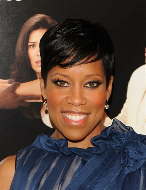 Short tapered haircuts for black women
