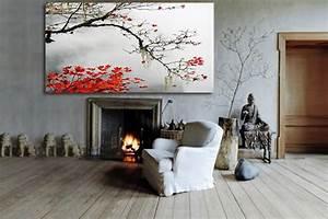 Toile Deco Salon : toile deco design bayou ~ Teatrodelosmanantiales.com Idées de Décoration