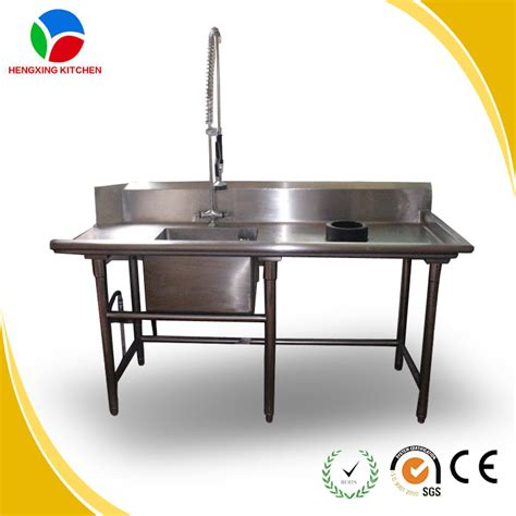 used commercial kitchen sinks for sale commercial stainless steel kitchen sink restaurant used