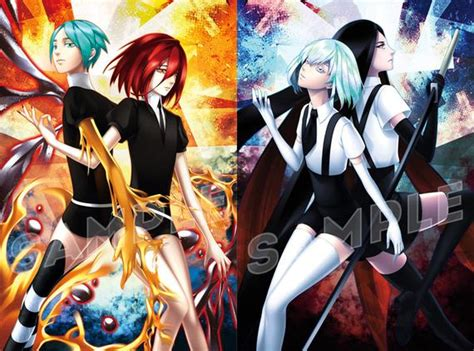 Pin By On Houseki No Kuni T Anime People Art And