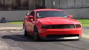 5.0L Coyote Ford Mustang GT │ Drag Racing IFO 2014 - YouTube