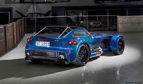 2017 Donkervoort D8 Gto Rs Bare Naked Carbon Edition
