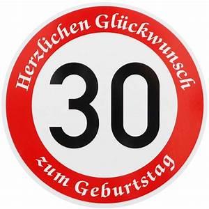 30 Dinge Zum 30 Geburtstag : verkehrsschild 30 geburtstag verkehrszeichen stra enschild geburtstags schild ebay ~ Bigdaddyawards.com Haus und Dekorationen